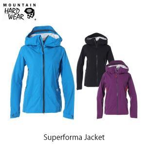 マウンテンハードウェア レディース ジャケット スーパーフォーマジャケット Superforma Jacket 防水透湿 MOUNTAIN HARDWEAR OL0774 国内正規品|blissshop