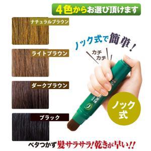 利尻白髪かくし12本セット お得なセット 筆ペンタイプの白髪染め サスティ|blondie-blond|04