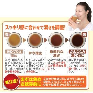 すっきりすらっと茶 2袋セット ダイエット・お腹ポッコリ・毎日スッキリしたい方に!おいしく飲むだけでお腹スッキリ!もう、便秘薬に頼らない!|blondie-blond|04