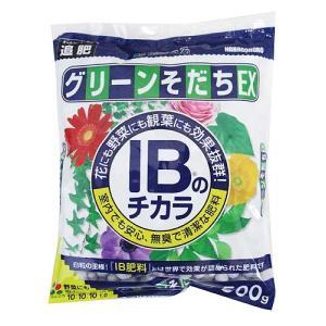 グリーンそだちEX(肥料)IBのチカラ 500g bloom-s