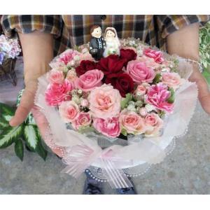 【フラワーケーキ】結婚のお祝いに!フラワーケーキ・スペシャル|bloomart|02