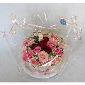 【フラワーケーキ】結婚のお祝いに!フラワーケーキ・スペシャル|bloomart|04