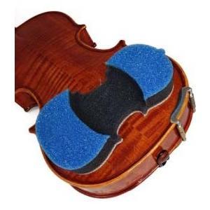 AcoustaGrip・アコースタグリップ / Protege BLUE 肩当て 分数バイオリン用(対応サイズ:1/2〜1/8) bloomz
