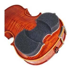 AcoustaGrip・アコースタグリップ / Protege CHARCOAL 肩当て 分数バイオリン用(対応サイズ:1/2〜1/8) bloomz