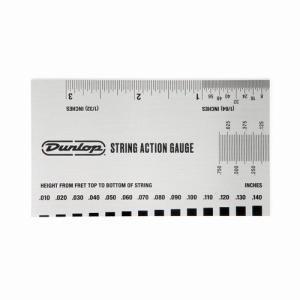 DUNLOP・ダンロップ / DGTO4 Action Gauge ギター調整用スケール bloomz