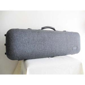 GEWA ゲバ / Violin case BIO IS Oblong グレー・4/4サイズ用 バイオリン用ケース|bloomz