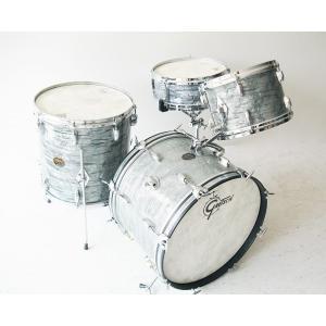 【中古】希少!60年〜70年代製 ヴィンテージ ドラム !Gretsch グレッチ / Jazz Kit bloomz