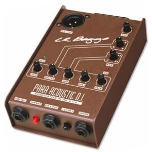 LR Baggs エルアールバッグス / Para Acoustic D.I.(アコースティックギター用のプリアンプ ) bloomz