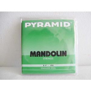 PYRAMID ピラミッド / MANDOLIN マンドリン弦セット GREEN