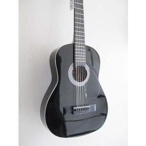 決算在庫処分品!S.yairi ヤイリ / Sepia Crue セピアクルー W50/BK ブラック アコースティックミニギター|bloomz