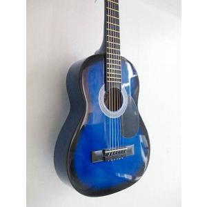 決算在庫処分品!S.yairi ヤイリ / Sepia Crue セピアクルー W50/BLS ブルーサンバースト アコースティックミニギター|bloomz