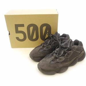 アディダス/ADIDAS YEEZY 500 UTILITY BLACK F36640 ローカットス...