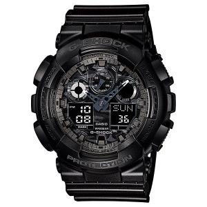 CASIO カシオ 腕時計 G-SHOCK Gショック GA-100CF-1AJF メンズ [日本国内モデル]|blue-angel|02
