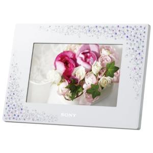 ソニー SONY デジタルフォトフレーム S-Frame D720 7.0型 内蔵メモリー2GB ク...