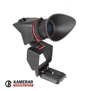 Kamerar QV-1 液晶ビューファインダー 視度調節機能付き [並行輸入品]