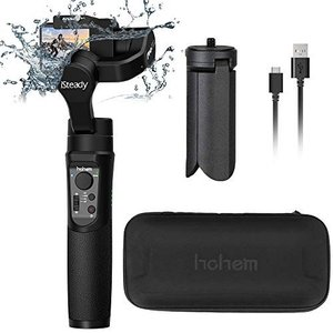 Hohem iSteady Pro2 アクションカメラ用 IPX4防水 ジンバル 手持ち スタビライ...
