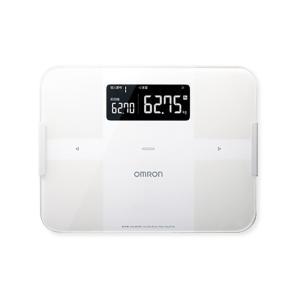 ●前回値表示で、体の変化をチェック 測定結果は、前回の測定値と同時に表示されます。体重は50g単位で...