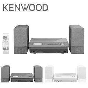 KENWOOD ケンウッド iPod/iPhone/USB/Bluetooth対応 コンパクトHi-Fiコンポーネントシステム M-EA3|blue-century