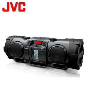 JVC パワードウーハーCDシステム RV-NB90|blue-century