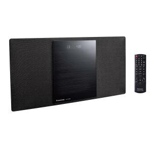 【送料無料】Panasonic パナソニック ミニコンポ Bluetooth対応 ブラック SC-HC400-K|blue-century