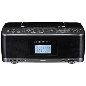 【送料無料】TOSHIBA 東芝 SD/USB/CDラジオ ガンメタリック TY-CWX90|blue-century
