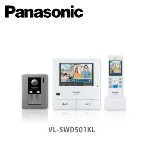 【送料無料】Panasonic パナソニック どこでもドアホン SWD501KL|blue-century