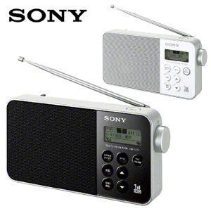 SONY ソニー  ワンセグTV音声/FMステレオ/AMラジオ XDR-55TV|blue-century