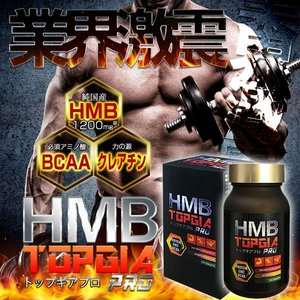 HMB トップギアプロ マッスルサプリ 商品代金8000円以上お買い上げで送料無料! 無駄なく効率を...