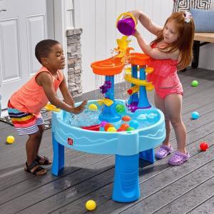 【送料無料】アーチウェイ『 ウォーターテーブル 』ステップ2 STEP2 水遊び  子ども 子供 おもちゃ 玩具 Archway Falls Water Table コストコ 通販|blue-mermaid