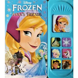 訳あり【送料無料】ディズニー『訳あり◆◆アナと雪の女王の音の出る絵本』Disney FROZEN エルサ アナ アナ雪|blue-mermaid