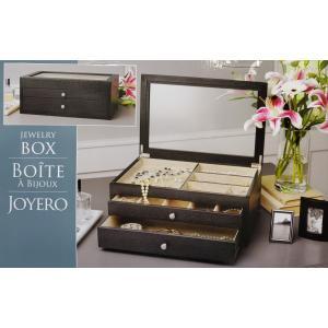 訳あり【送料無料】『訳あり◆◆ジュエリーボックス』木製 ジュエリー 宝石箱 ジュエルボックス コレクションボックス おしゃれ かわいい シンプル ナチュラル|blue-mermaid