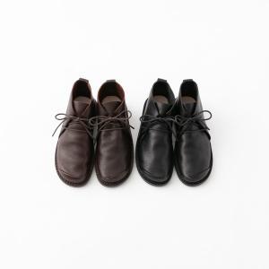 trippen トリッペン トゥ タック レザー シューズ レディース 靴 本革 Space f 2色 Space-WAW 黒 茶 ブラック ブラウン|bluebeat-y