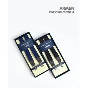 ARMEN アーメン Y-BACK サスペンダー 2色 ANAM1651 bluebeat-y