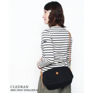 CLEDRAN クレドラン INNO 2WAY SHOULDER M ショルダーバック 4色 CL2039 bluebeat-y