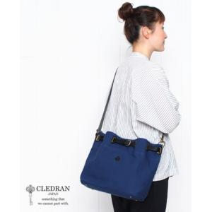 CLEDRAN クレドラン ACTI 2WAY SHOULDER ショルダーバック 7色 CL2342 bluebeat-y