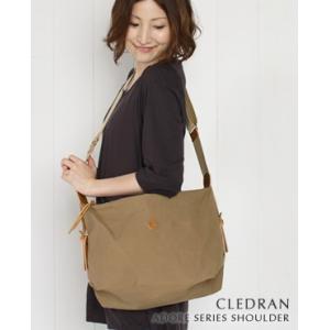CLEDRAN [クレドラン] ADORE SERIES SHOULDER/M ショルダーバッグ 4色 S4615 bluebeat-y
