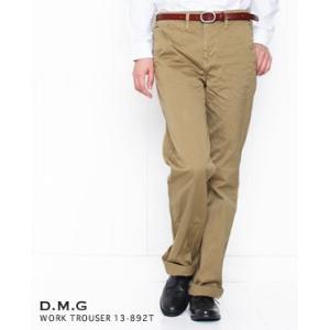 D.M.G ドミンゴ ワークトラウザー 4色 13-892T|bluebeat-y