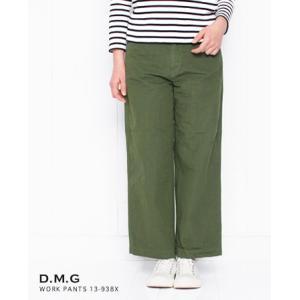 (メール便OK) D.M.G ドミンゴ 高密度 ウェザー ワークパンツ 3色 13-938X|bluebeat-y