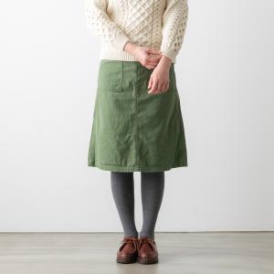 【ブルービート別注】 D.M.G ベーカースカート 2色 17-219T|bluebeat-y