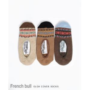 【30%OFF】(ネコポスOK) French Bull フレンチブル オルガカバー ソックス 3色 114-267|bluebeat-y