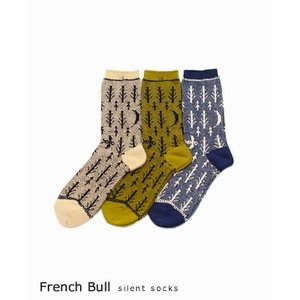 (メール便OK) French bull フレンチブル サイレントソックス 3色 117-403|bluebeat-y