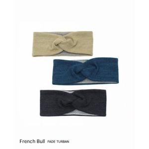 (メール便OK) French bull フレンチブル フェイドターバン 3色 367-203 bluebeat-y
