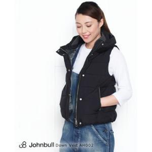【30%OFF】Johnbull ジョンブル ダウンベスト 5色 AH002|bluebeat-y