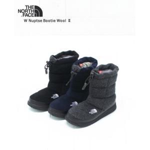 【30%OFF】 THE NORTH FACE ザ・ノースフェイス W ヌプシ ブーティー ウール II ブーツ 3色 NFW51683|bluebeat-y