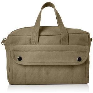 [ロスコ] G.I. Type Mechanics Tool Bags ツールバッグ キャンバス地 丈夫 頑丈 (オリーブ Free Size) bluebird-shoji