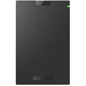 BUFFALO USB3.1Gen1 ポータブルSSD 1TB 日本製 PS5/PS4(メーカー動作確認済)(【1】ブラック/標準 1.0TB)|bluebird-shoji