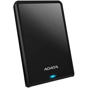 ADATA 2.5インチ ポータブルHDD 11.5mm スリムタイプ USB3.0対応 1TB ブラック (ブラック 1TB)|bluebird-shoji