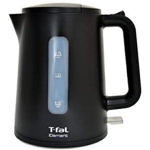 大容量モデル1.7L T-fal ティファール 電気ケトル エレメント ブラック 1.7L|bluebird-shoji