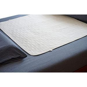 Careboree ペットシーツ 洗える 猫 犬用 おしっこパッド ペット用 失禁ベッドパッド 再利用ペットパッド (M) (M)|bluebird-shoji