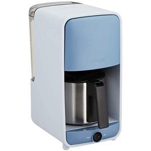 タイガー コーヒーメーカー サックスブルー 4カップ以下 ADC-A060AS (サックスブルー 4カップ以下) bluebird-shoji